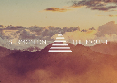 Sermon on the Mount, Part 3