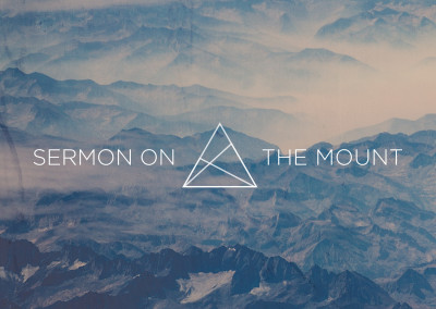 Sermon on the Mount, Part 2