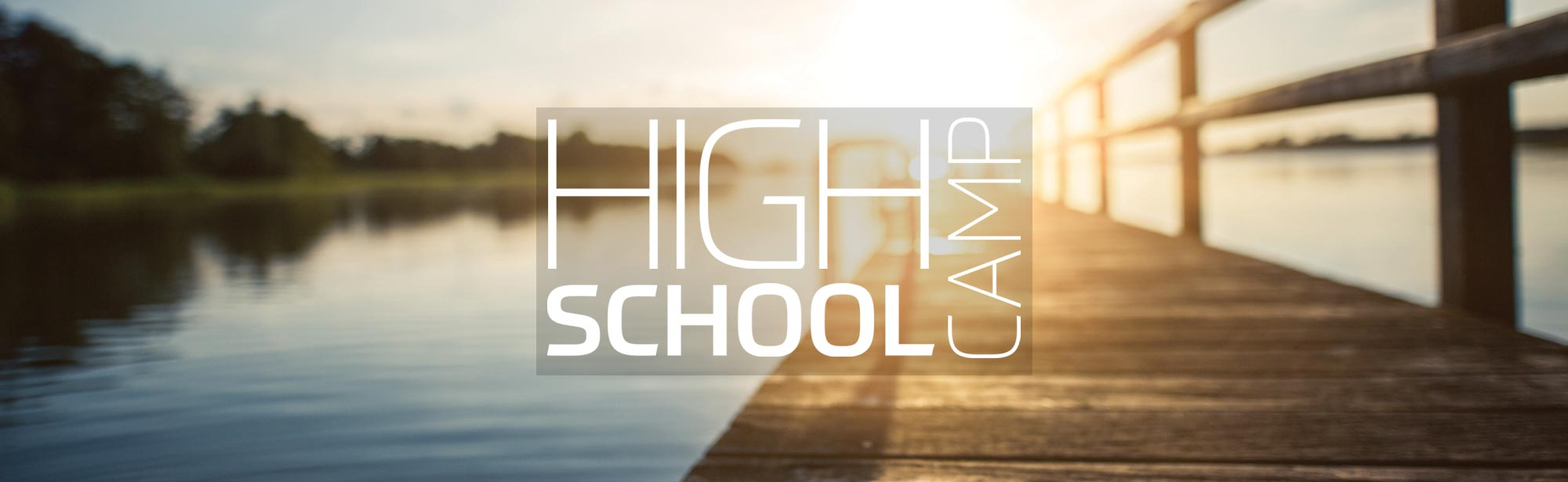 High School Camp - Relevant Students - Grace Community Church
