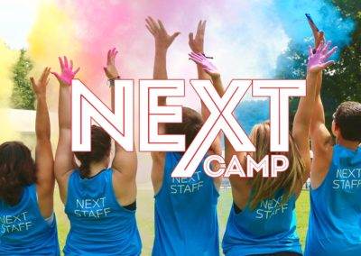 Middle School Camp – Next Camp