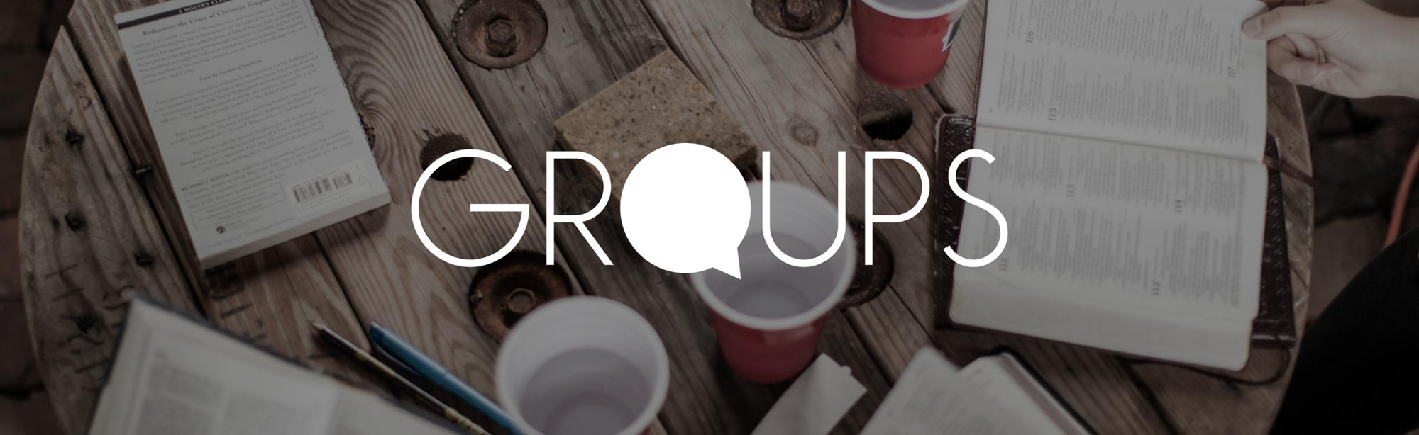Be a Group Leader - Grace Community Church