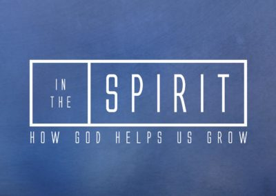 In the Spirit: How God Helps Us Grow