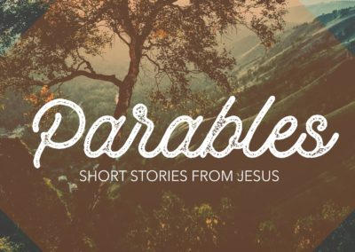 Parables: Short Stories from Jesus