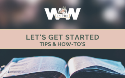 Let's Get Started Bible Readers