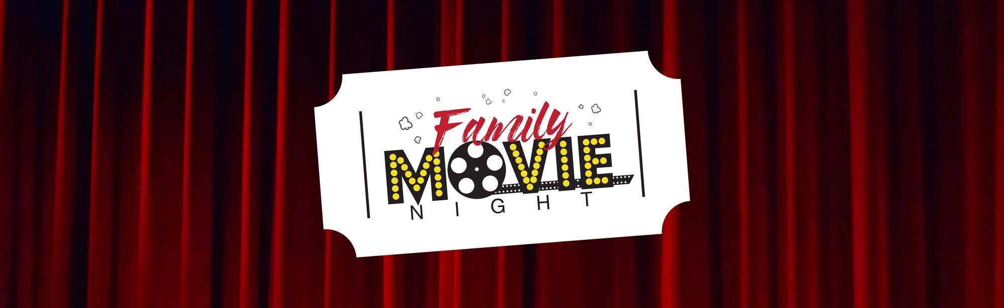 Grace Family Move Night - Grace Community Church